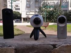 מצלמות 360 (צילום: צחי הופמן ,NEXTER)