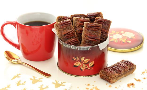 אצבעות פאי פקאן וסוכר חום (צילום: ענבל לביא ,אוכל טוב)