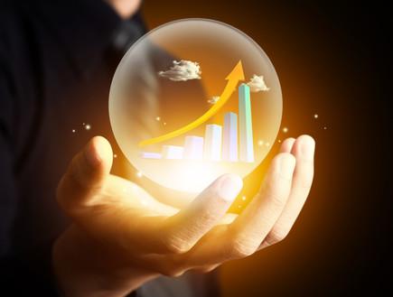 עתיד כלכלי (צילום: shutterstock ,shutterstock)