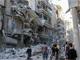תמונות ההרס מהעיר חאלב (ארכיון)