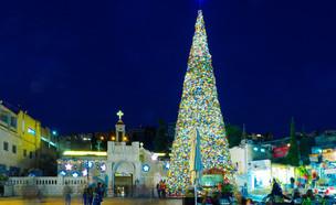 חג מולד בנצרת (צילום: RnDmS, Shutterstock)
