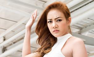אישה עצבנית (צילום: shutterstock ,מעריב לנוער)