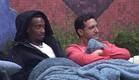 אנדל וחזי מתכסים מהקור (צילום: מתוך האח הגדול 8 , שידורי קשת)