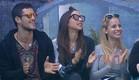 הדיירים בחוץ נהנים משמוליק (צילום: האח הגדול 24/7, שידורי קשת)