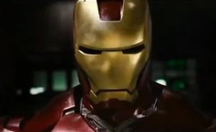 איירון מן (צילום: צילום מסך מתוך youtube)