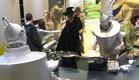 הדיירים במטבח (צילום: מתוך האח הגדול 8 , שידורי קשת)