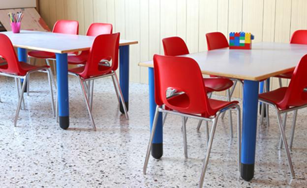 גן ילדים, משחקים, כיתה, ריק, (צילום: Federicofoto, 123rf.com)