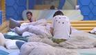 דן ושם מתעוררים (צילום: מתוך האח הגדול 8 , שידורי קשת)