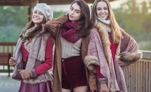 הפקת אופנה חורף 2017 – מעריב לנוער (צילום: קובי אלוני ,מעריב לנוער)