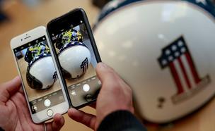 השוואה בין אייפון 6 לאייפון 7 (צילום: getty images ,getty images)