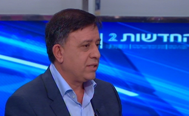 אבי גבאי (צילום: חדשות 2)