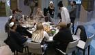 הדיירים אוכלים ארוחת צהריים  (צילום: האח הגדול 24/7)