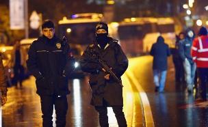 פיגוע בטורקיה בערב השנה החדשה (צילום: רויטרס)