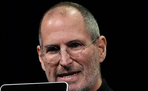 סטיב ג'ובס משיק את האייפד (צילום: אימג'בנק/GettyImages)