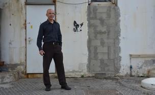 דני גולד (צילום: ארז כגנוביץ)