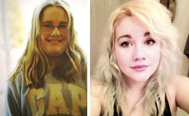 תמונות לפני ואחרי מדהימות שיתנו לכם תקווה (צילום: reddit.com ,מעריב לנוער)