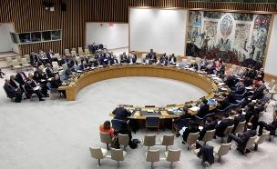 מגנים את הפיגוע. מועצת הביטחון (צילום: רויטרס)