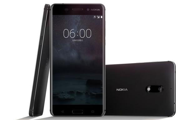 סמארטפון אנדרואיד Nokia 6 (צילום: יחסי ציבור ,יחסי ציבור)