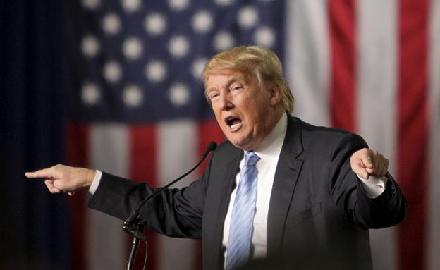 טראמפ מכחיש את הטענות (צילום: רויטרס)
