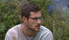 דן ושם בחצר (צילום: האח הגדול 24/7)