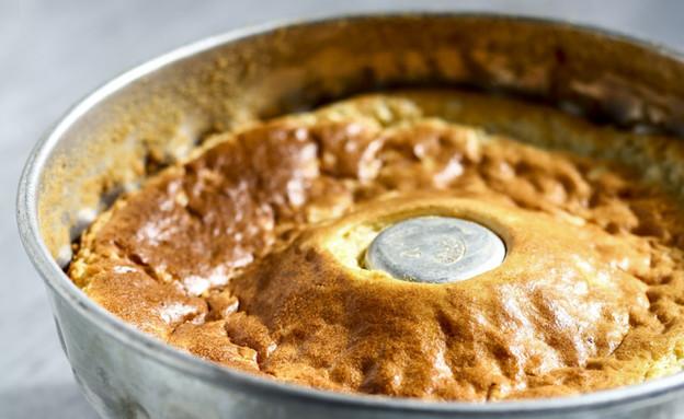 עוגת אורז אפויה של תום פרנץ (צילום: דן פרץ ,אוכל טוב)