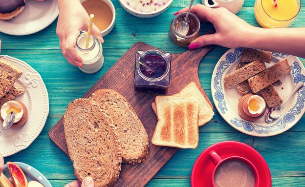 ארוחת בוקר גדולה (צילום: shutterstock)