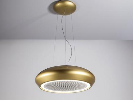 קולט אדים שהוא גם גוף תאורה, SONAR   מחיר 17990 שקלים (צילום: יחצ)