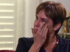 אשתו השניה של שמעון קופר בראיון (צילום: מתוך אנשים ,שידורי קשת)