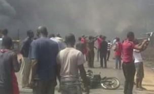 פיגוע בניגריה. ארכיון (צילום: CNN)