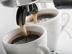 אספרסו, מכונת קפה, בית קפה, קפה (צילום: limpido\123RF)