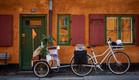 סלאדה, אופניים של איקאה (צילום: design milk )