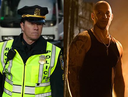 """XXX הילוך גבוה"" ו""הגיבורים של בוסטון"" (צילום: יחסי ציבור ,יחסי ציבור)"