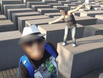 אנדרטת ברלין (צילום: yolocaust.de)