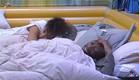 אנדל ועדן בחדר השינה (צילום: האח הגדול 24/7)