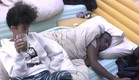 עדן ואנדל בחדר שינה (צילום: האח הגדול 24/7)