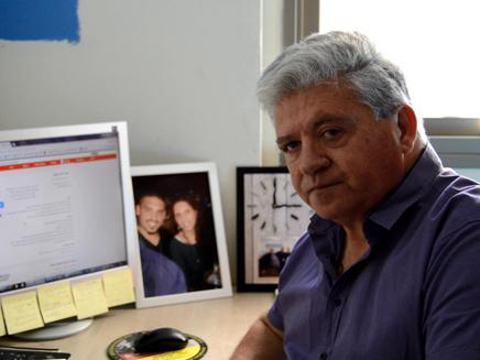 עובד בחיפוש עבודה: חייו העצובים של מוטי (צילום: חדשות 2)