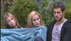 דן מעיין ואורנה בחצר (צילום: האח הגדול 24/7)