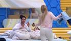כוכב וחזי רוקדים בחדר השינה (צילום: האח הגדול 24/7)