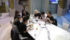 הדיירים בארוחת צהריים (צילום: האח הגדול 24/7)