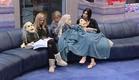 הבנות והבובות בספה (צילום: האח הגדול 24/7)