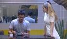 דן ואורנה במטבח (צילום: האח הגדול 24/7)
