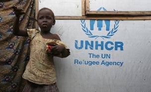 ילדים בסכנת הכחדה: מי יציל אותם מרעב? (צילום: רויטרס)
