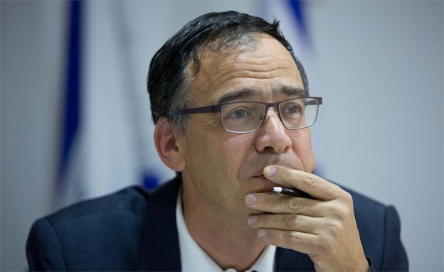 פרקליט המדינה שי ניצן (צילום: יונתן סינדל/פלאש 90)