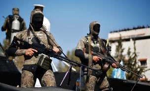 אנשי חמאס, ארכיון (צילום: רויטרס)