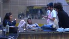 שני, שם, אנדל ועדן במטבח (צילום: האח הגדול 24/7)