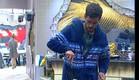 דן מכין שקשוקה (צילום: האח הגדול 24/7)