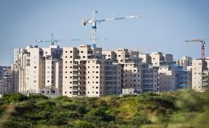 בנייה (צילום: חדשות 2)