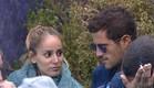 דן ואורנה בסלון (צילום: האח הגדול 24/7)