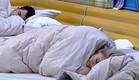 אורנה ודן מתעוררים (צילום: האח הגדול 24/7)