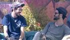עומר ושם מדברים על כלבים (צילום: האח הגדול 24/7)